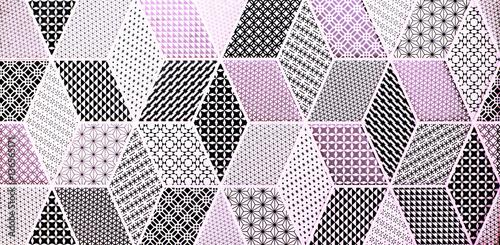tekstury-klasycznej-plytki-abstrakcyjny-wzor