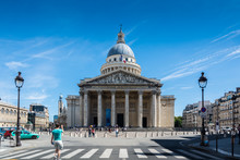 The Pantheon In Paris