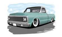 Lowered Truck
