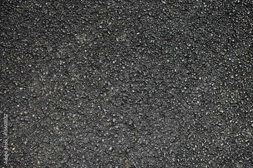 Poster de jardin Cailloux Strada - asfalto - catrame