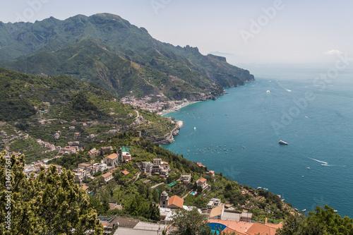 In de dag Canarische Eilanden The beautiful Costiera Amalfitana