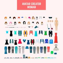 Avatar Creator Woman