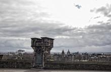 Edinburgh Castle Esplanade Views