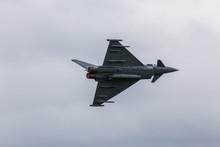 Underside Of The RAF Typhoon