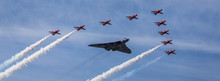 Panorama Of The Vulcan & The R...