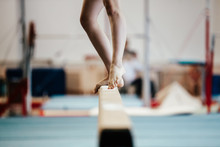 Competition Gymnastics Exercis...