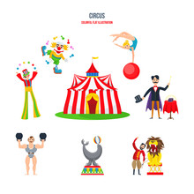 Circus Concept - Performances,...