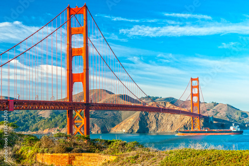 Foto op Canvas San Francisco Golden Gate, San Francisco, California, USA.