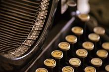 Early 1900 Antique Typewriter ...