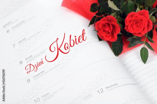 Dzień Kobiet / 8 marca - fototapety na wymiar