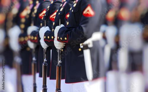Fototapeta United States Marine Corps