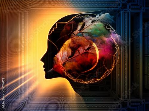Virtual Thought Patterns