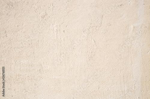 Cuadros en Lienzo beige concrete texture background.