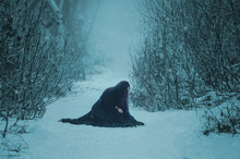 The Girl A Demon Walks Alone. ...