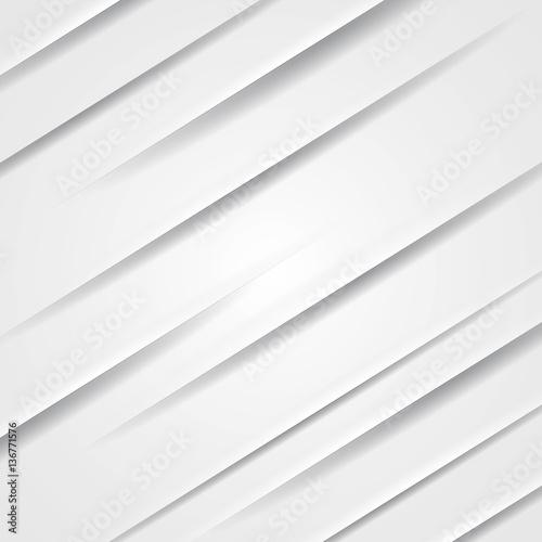 Fotografie, Obraz  Weiße Textur Schnitte