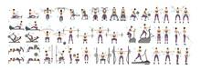 Women Workout Set. All Kinds O...