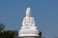 Buddha Statue, Wat Huai Pla Kung, Chiang Rai, Thailand