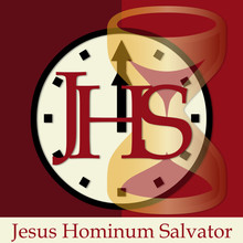Awareness Symbol For Catholic Holy Communion
