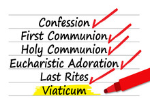 Catholic Teaching About Holy Eucharist From Beginning To The End