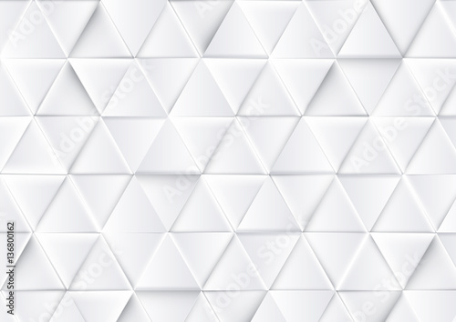 Abstract luxury triangles background
