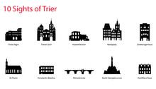 Trier, 10 Sehenswürdigkeiten