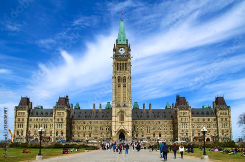 Carta da parati Parliament of Canada