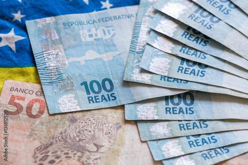 Brazil Money Reais