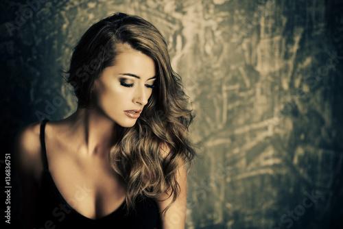 Fotografie, Obraz  sensual posing