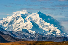 View Of Majestic Denali (Mount...