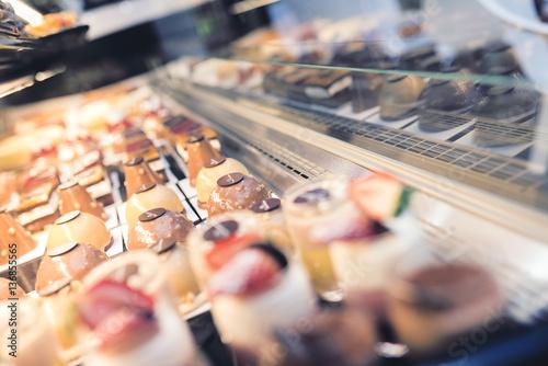 Cuadros en Lienzo pastelería
