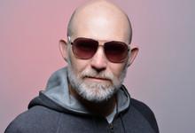 Man With Beard In Sunglasses
