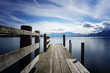wooden jetty (248) lake chiemsee