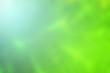 Leinwandbild Motiv Green Abstract blurry backgrounds