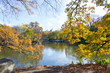Fall morning in Central Park