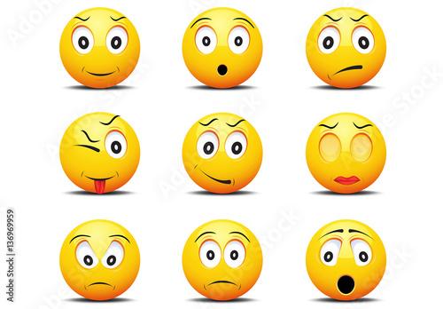 Emoji Faces Printable Free Emoji Printables 12