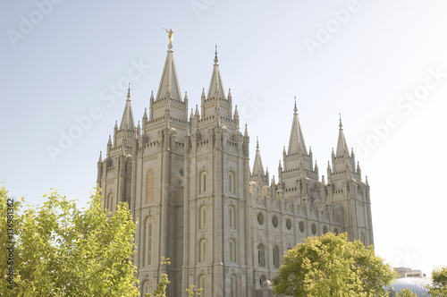 Wall Murals Place of worship Salt Lake Temple