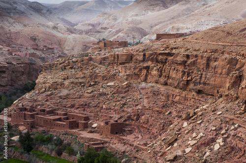 Fotografía  Cordillera del Atlas, Marruecos