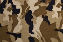 Camouflage Fabric Pattern