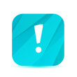 Creative Glass App Icon - Vector