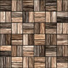 Seamless   Wooden Parquet Pattern