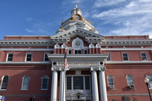 Berkeley County Courthouse In ...