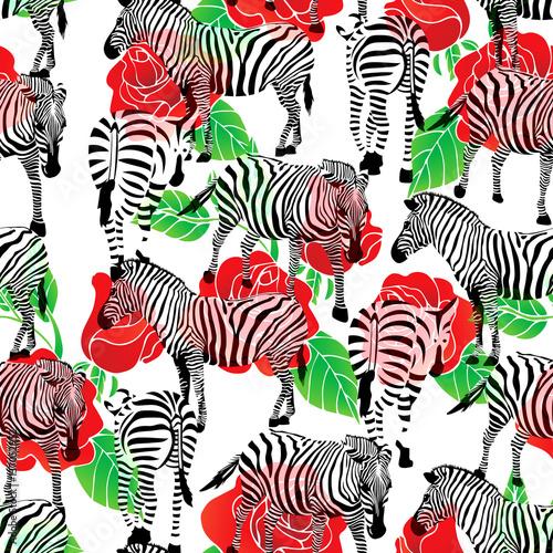 zebra-seamless-pattern-with-red-roses-savannah-animal-ornament-wild-animal-design-trendy-fabric-texture-illustration