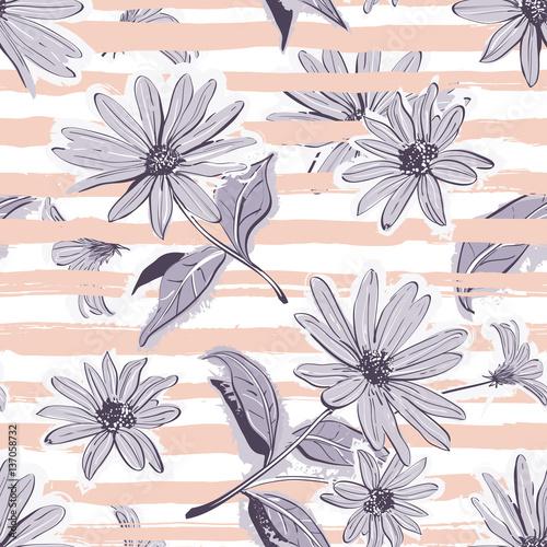 wzor-kwiatowy-bez-szwu-eleganckie-pastelowe-paski-tle-recznie-rysowane-chamomiles-stokrotki-powtarzajac-kwiatowy-tlo-tapeta