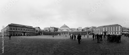 Fényképezés  Piazza Plebiscito