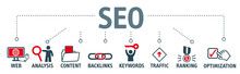 Banner SEO Search Engine Optim...