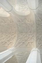 Arched Vault Ceiling