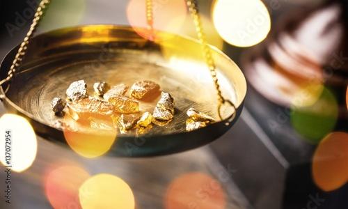 Gold. Tapéta, Fotótapéta