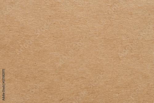 Fotografia, Obraz  Close up recycle cardboard or Brown board paper texture background