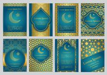 Vector Islamic Ethnic Invitation Design Or Background