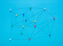 Small Network Of Pins (Thumbta...